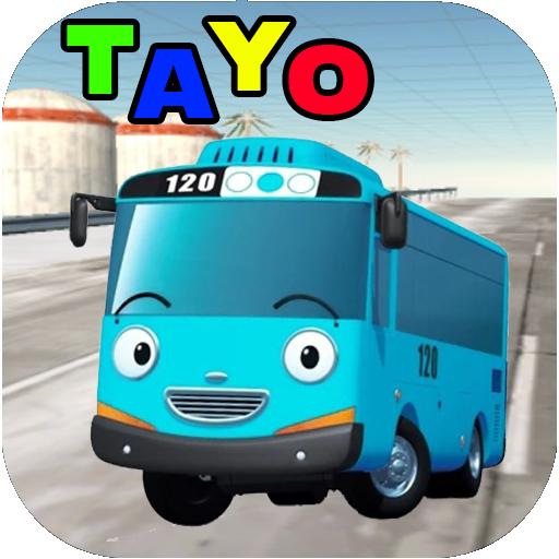 Tayo the Racing Bus