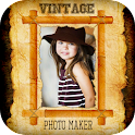 Vintage Photo Maker icon