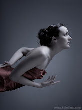 Photo: From early experiments with studio light...