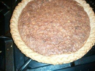 Bake in preheated 350 degree oven for 1 hour until filling is set and...