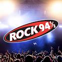 Rock 94 1/2 icon