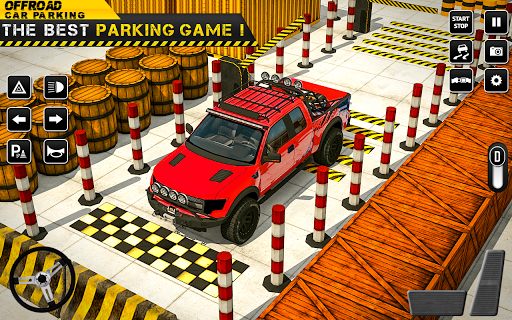 Car Driving Simulator 2020: Modern Car Parking 3d Apk 1
