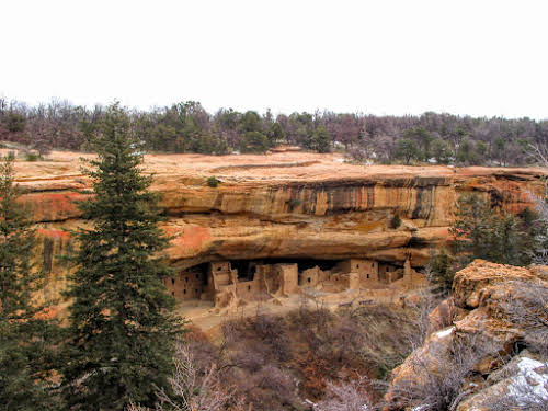 Travel Tips for the USA: Things to Know before Visiting America // Pueblo Cliff Dwellings in Mesa Verde National Park