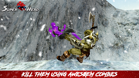 Super Spider Hero: Amazing Spider Super Hero Time - náhled