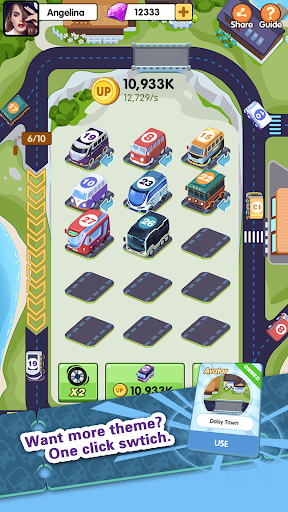 Bus Tycoon - An Idle Game - screenshot