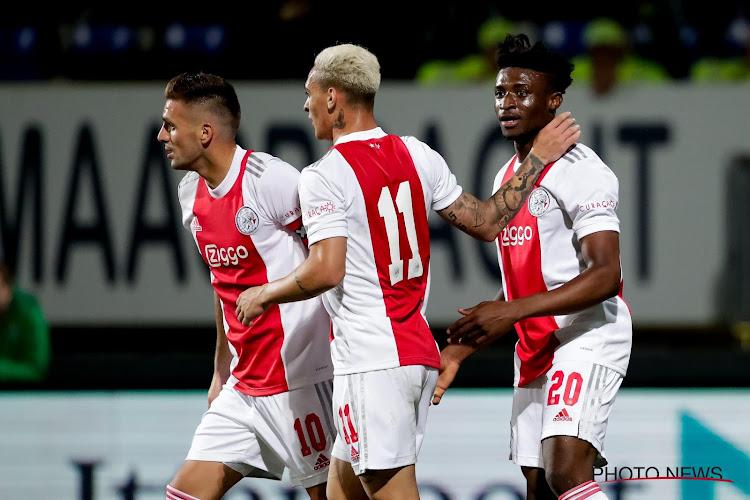 Ajax freewheelt door de Eredivisie: wie doet hen wat?