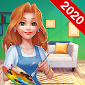 Home Paint: Design My Room & Color by Number icon