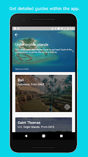 Hitlist- Find Cheap Flights & Airline Ticket Deals- screenshot thumbnail