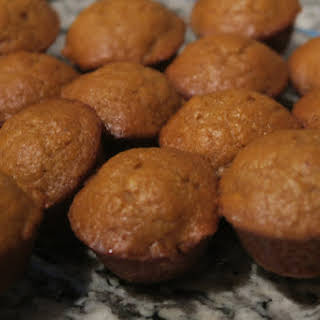 Mini Pumpkin Muffins!.