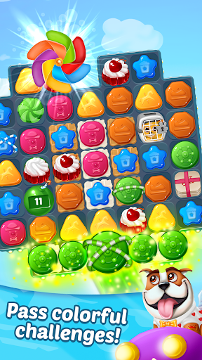 Sky Puzzle: Match 3 Game 1.1.5 screenshots 2
