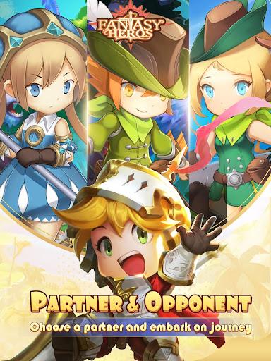 Fantasy Heroes : Idle RPG Game 0.8.0.12 screenshots 2