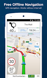 Navmii GPS World (Navfree) Screenshot 1