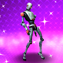 Mashup Dance Party 3D LWP icon