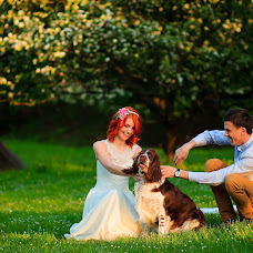 Wedding photographer Yulya Ilchishin (smilewedd). Photo of 16.05.2014