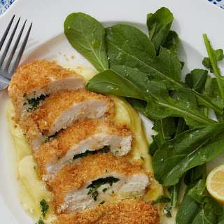 Fines Herbs Chicken Kiev