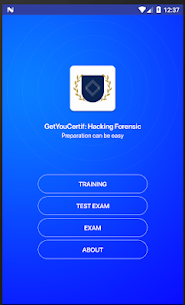 Computer Hacking Forensic Investigator exams App Download For Android 1