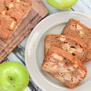Apple Cinnamon Quick Bread.