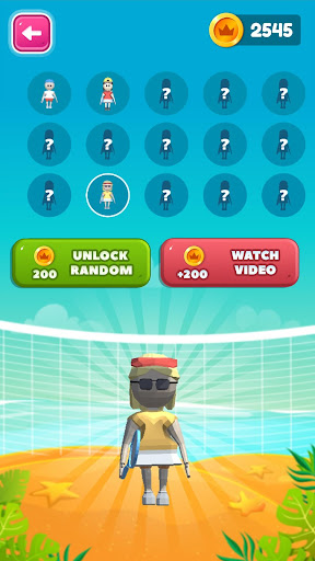 Cute Tennis Top Spin Master Challenge android2mod screenshots 6