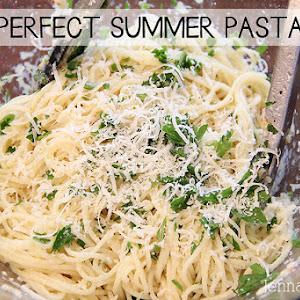 Perfect Summer Pasta