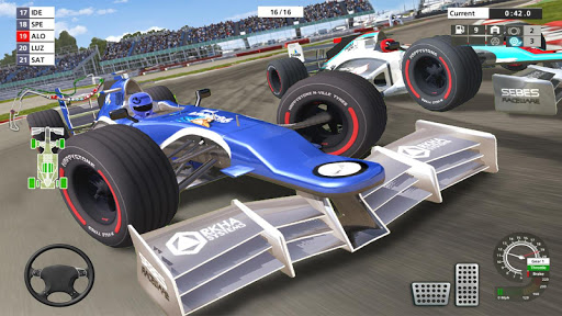 Grand Formula Racing 2019 Car Race & Driving Games  screenshots 12