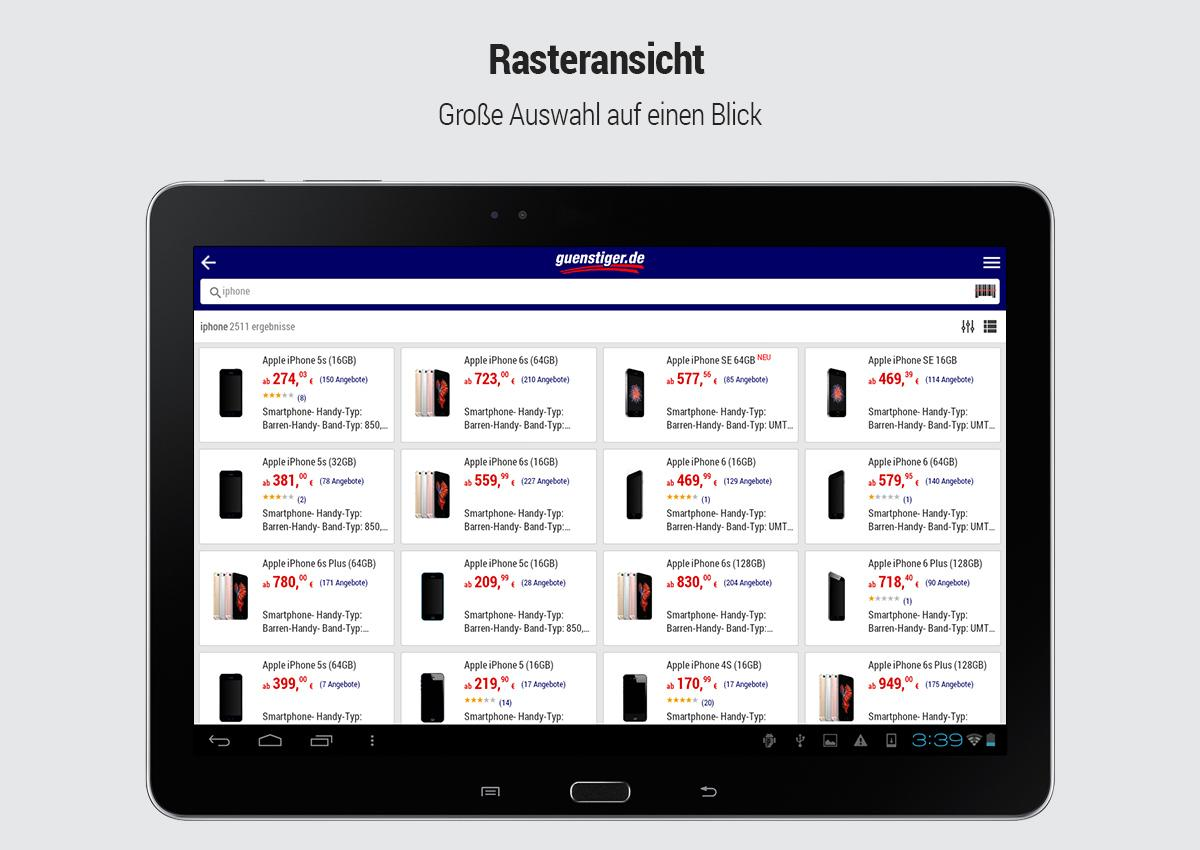 guenstiger.de- screenshot