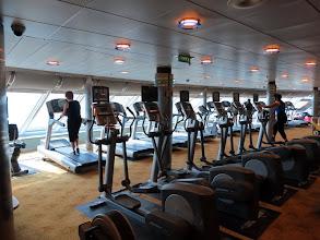 Photo: Fitness Center deck 10