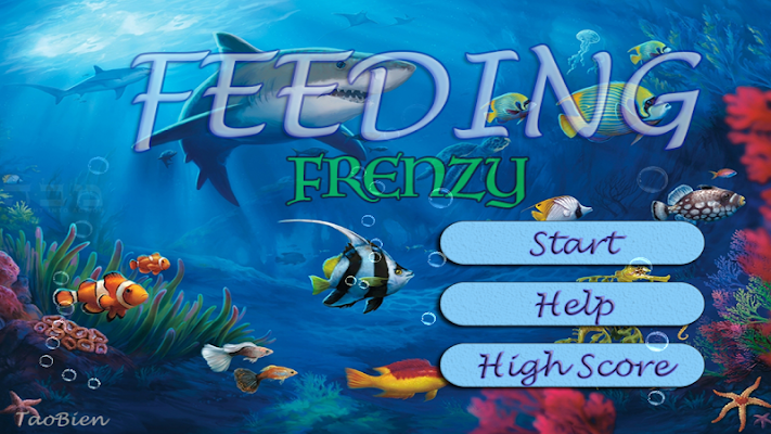 Feeding Frenzy - Eat Fish - screenshot
