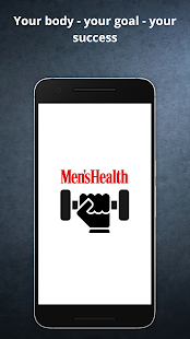 Mens Health Fitness Trainer - Workout & Training - náhled