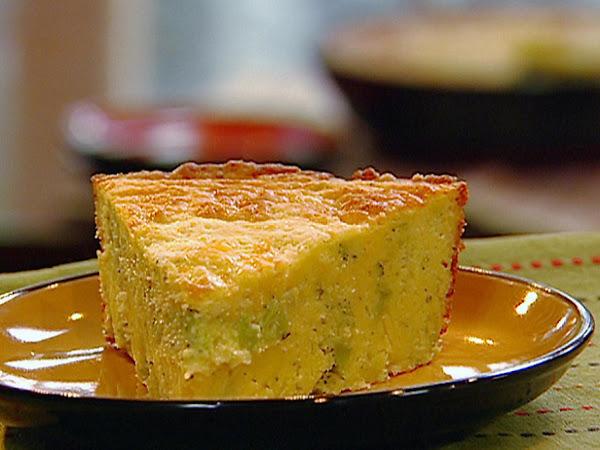 Broccoli And Cheddar Cornbread Recipe