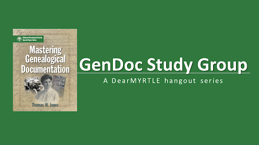 GenDoc Study Group 1