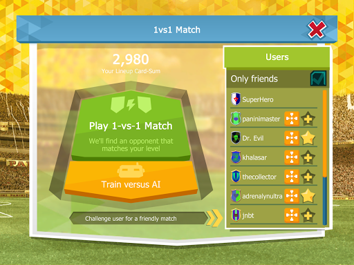 Panini FIFA 365 AdrenalynXLu2122 3.0.3 screenshots 7