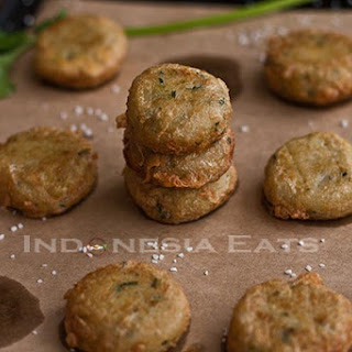 Potato Perkedel Patties