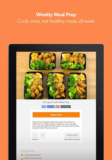 FitMenCook - Healthy Recipes  screenshots 10