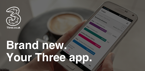 Three – Apps on Google Play