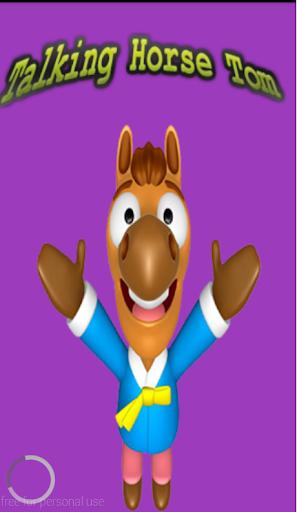 Talking Horse Tom