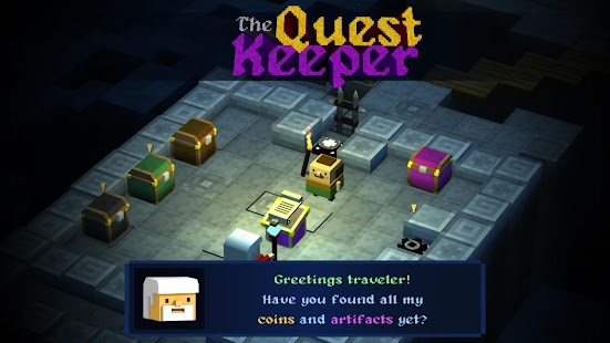 The Quest Keeper 1.71 APK