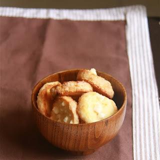Sugared Parmesan Shortbread Cookies Recipe