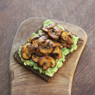 Avocado Mushroom Recipes
