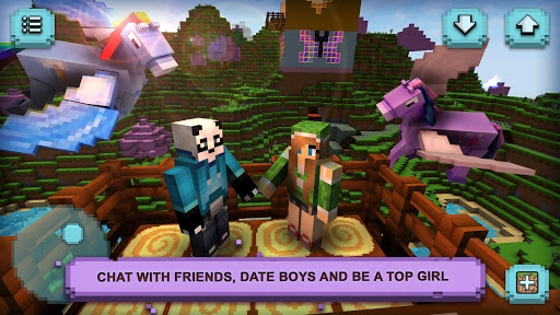 Exploration Lite: Girls  screenshots 1