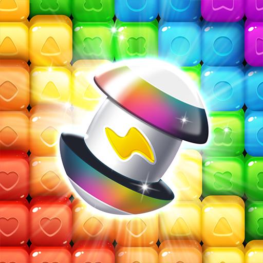 Jelly Pop Blast - Pop & Splash Sweet Gummy Candy! Icon