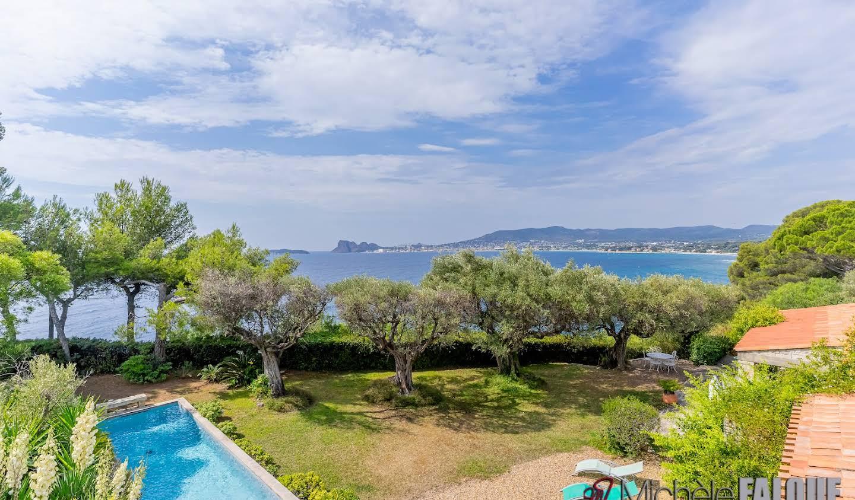 Maison avec piscine en bord de mer La Ciotat