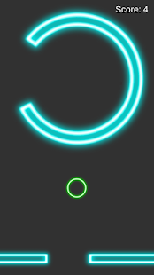 Neon Ball- screenshot thumbnail