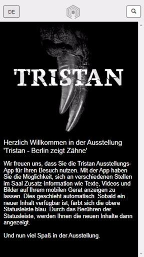 Tristan – Berlin zeigt Zähne
