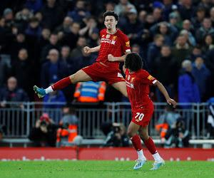 🎥 Une jeune pépite de Liverpool reçoit le titre de but de l'année en FA Cup