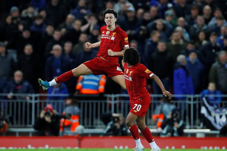 Liverpool offre un contrat longue durée à un de ses jeunes talents