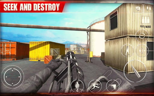 Delta Commando : FPS Action Game 1.0.10 screenshots 17