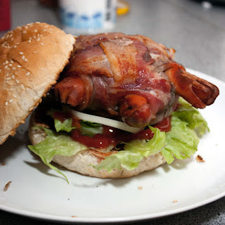 Bacon Turtle Burgers
