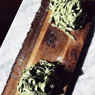 Basil Homemade Pasta.