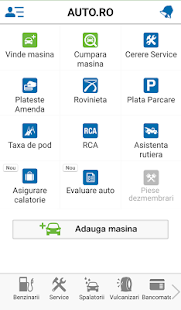 Auto.ro- screenshot thumbnail