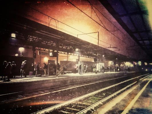 Ultimo treno di Stefano Pelleriti